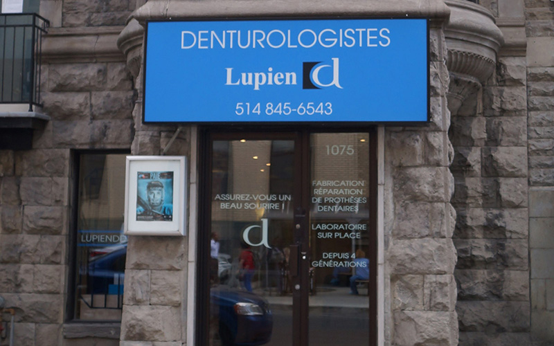 Lupien denturologistes